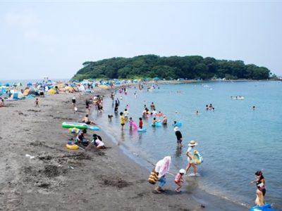 館山:令和2年度の海水浴場不開設について